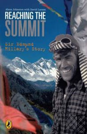 Reaching The Summit by Alexa Johnston