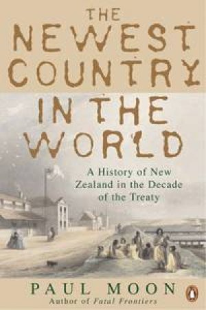 The Newest Country In The World by Paul Moon
