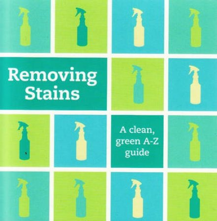 Removing Stains by Anon