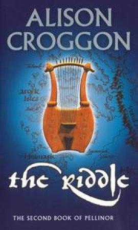 Riddle by Alison Croggon
