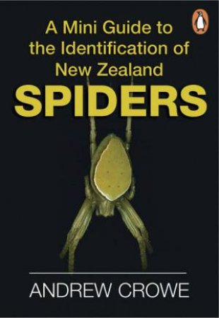 Mini Guide to the Identification of New Zealand Spiders by Andrew Crowe