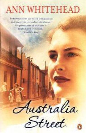 Australia Street by Ann Whitehead