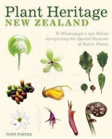 Plant Heritage New Zealand by Tony Foster
