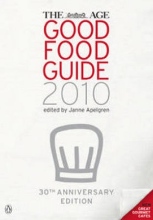 Age Good Food Guide 2010 by Various