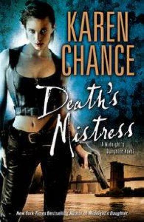 Death's Mistress by Karen Chance