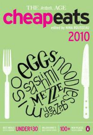 Age Cheap Eats 2010 by Various
