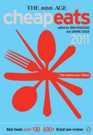 Age Cheap Eats 2011 by Nina Rousseau & Simone Egger