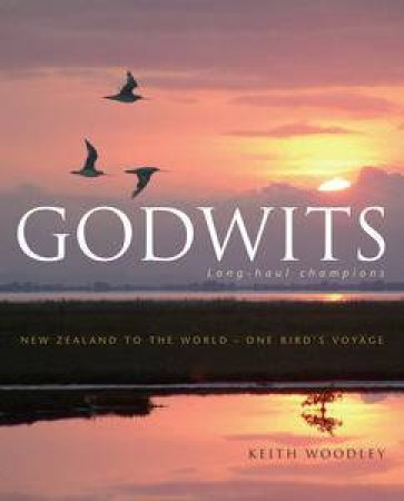 Godwits: Long Haul Champions by Keith Woodley