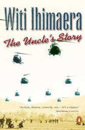 The Uncle's Story by Witi Ihimaera