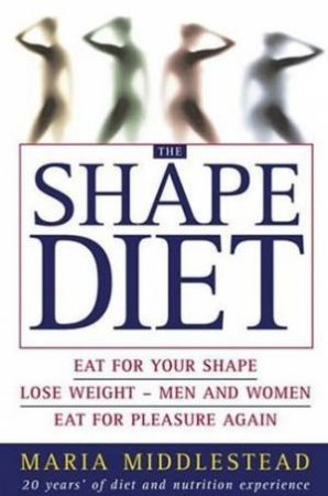 The Shape Diet by Maria Middlestead