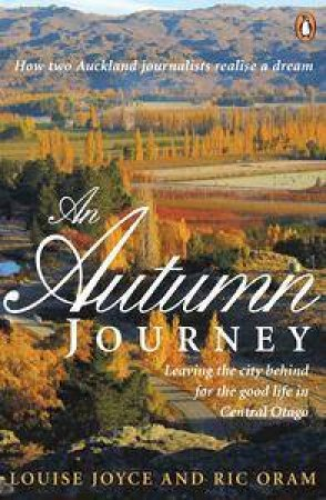 An Autumn Journey by Ric Oram & Louise Joyce