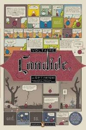 Candide: Or Optimism (Penguin Classics Deluxe Edition) by Francois Voltaire
