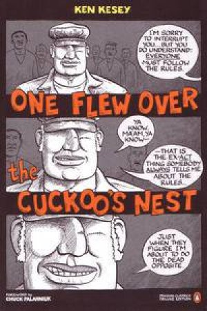One Flew Over the Cuckoo's Nest (Penguin Classics Deluxe Edition) by Ken Kesey