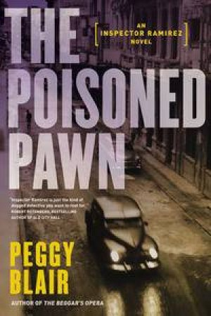 The Poisoned Pawn by Peggy Blair