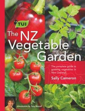 New Zealand Vegetable Garden by Sally Cameron