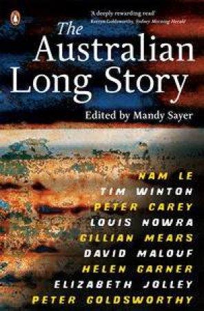 Australian Long Story by Mandy Sayer