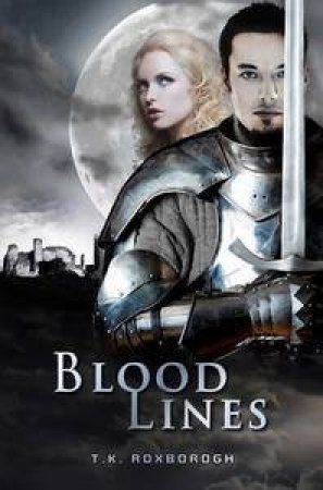Bloodlines by Tania Roxborogh