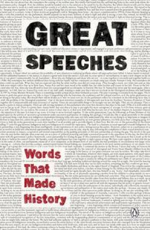 Great Speeches: Words That Made History by Various