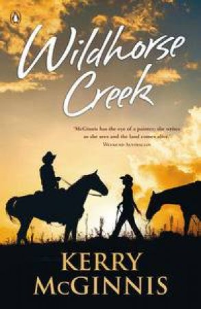 Wildhorse Creek by Kerry McGinnis