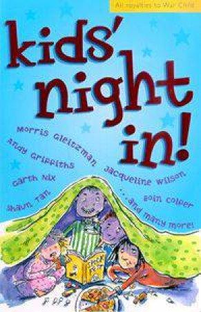 Kids' Night In! A Midnight Feast by Jessica Adams & Nick Earls