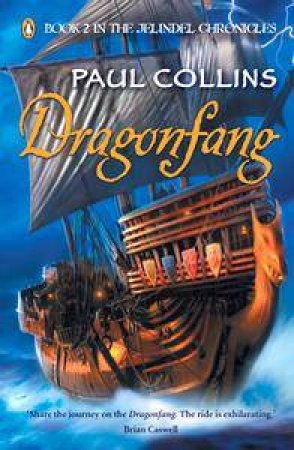 Dragonfang by Paul Collins