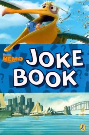 Finding Nemo Joke Book by Various