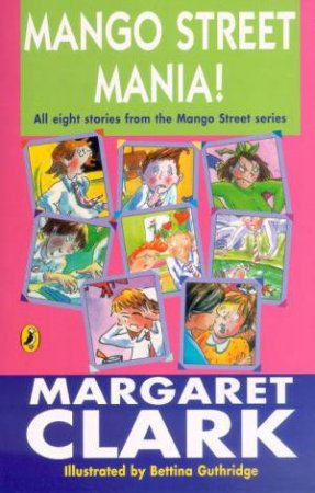 Mango Street Mania! by Margaret Clark