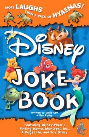 Disney Joke Book by Various