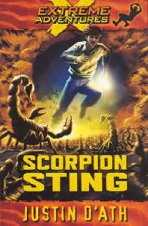 Scorpion Sting by Justin D'Ath