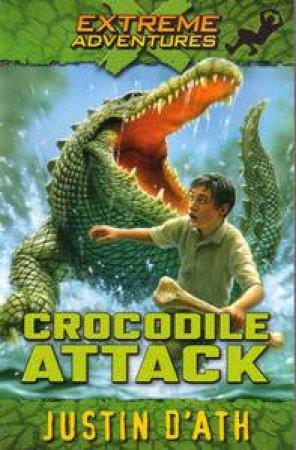 Crocodile Attack by Justin D'Ath