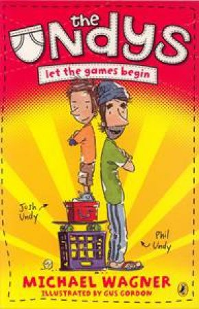Let The Games Begin by Michael Wagner