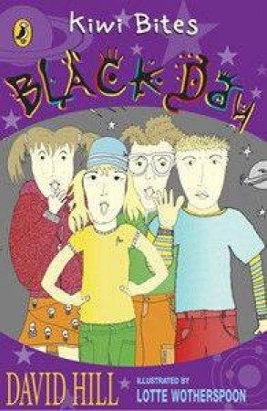 Black Day: Kiwi Bites by David Hill