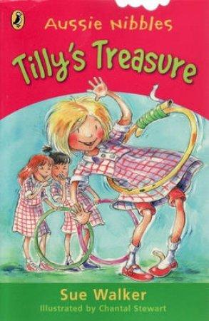 Aussie Nibbles: Tilly's Treasure by Sue Walker
