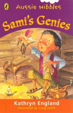 Aussie Nibbles: Sami's Genies by Kathryn England