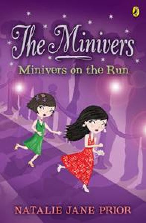Minivers on the Run by Natalie Jane Prior