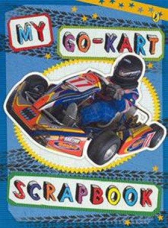 My Go-Kart Scrapbook by Jay Sanders