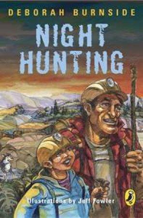 Night Hunting by Deborah Burnside