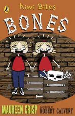 Kiwi Bites: Bones by Maureen Crisp