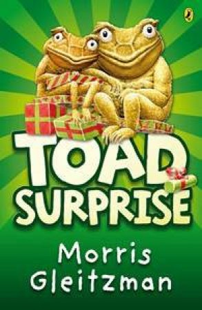 Toad Surprise by Morris Gleitzman