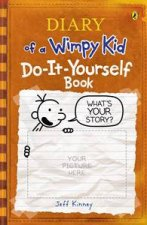 Diary of a Wimpy Kid DoItYourself Book