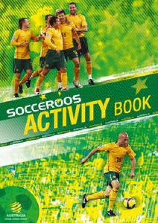 Socceroos Activity Book by Various