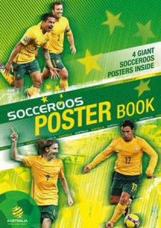 Socceroos Poster Book by Various