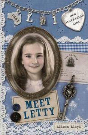 Meet Letty by Alison Lloyd