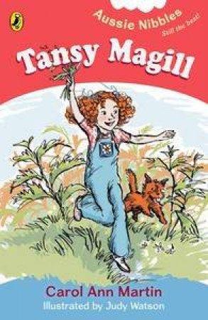 Tansy Magill: Aussie Nibbles by Carol Ann Martin
