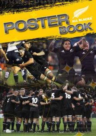 All Blacks Poster Book by Various