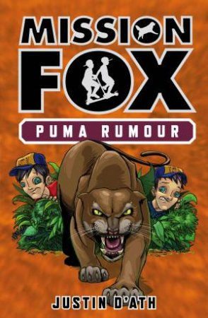 Puma Rumour by Justin D'Ath