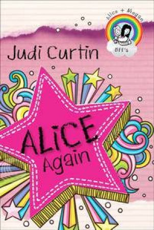 Alice Again by Judi Curtin