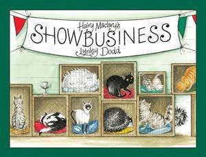 Hairy Maclary's Showbusiness Board Book