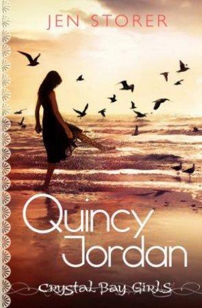 Quincy Jordan by Jen Storer