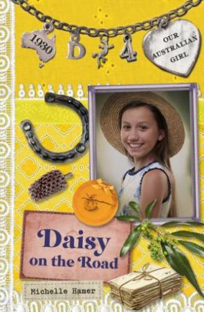 Daisy on the Road by Lucia  Masciullo & Michelle Hamer